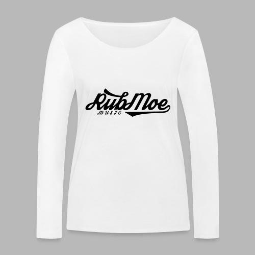 RubMoe - Økologisk langermet T-skjorte for kvinner fra Stanley & Stella