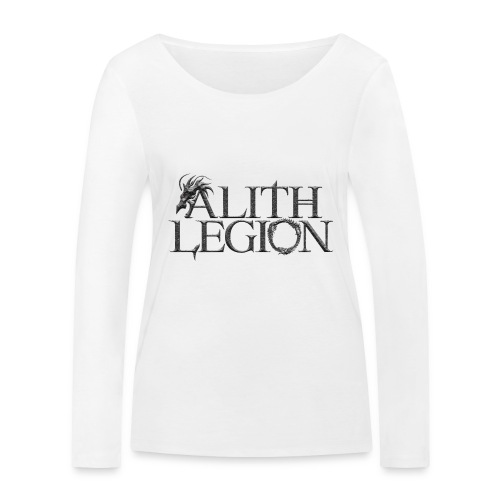 Alith Legion Dragon Logo - Women's Organic Longsleeve Shirt by Stanley & Stella