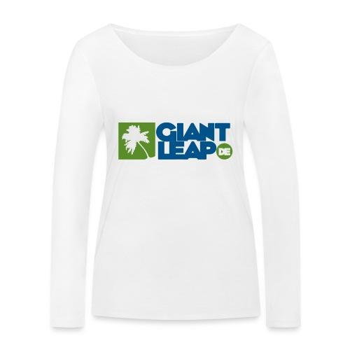 palme - Frauen Bio-Langarmshirt von Stanley & Stella