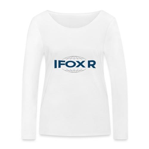IFOX Logo - Ekologisk långärmad T-shirt dam från Stanley & Stella