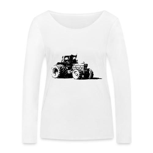 IH1455 - Women's Organic Longsleeve Shirt by Stanley & Stella