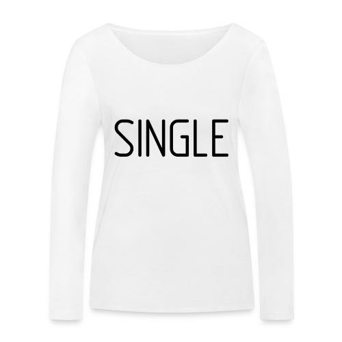 Single - Frauen Bio-Langarmshirt von Stanley & Stella
