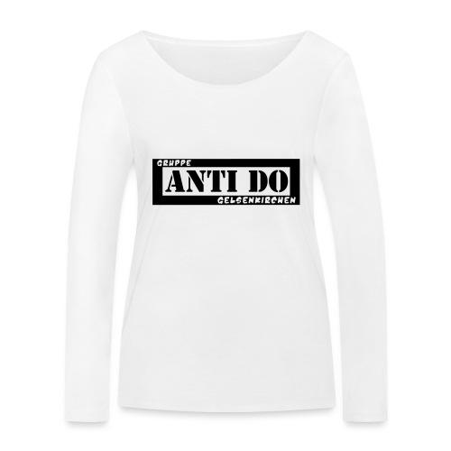 Anti Do - Frauen Bio-Langarmshirt von Stanley & Stella