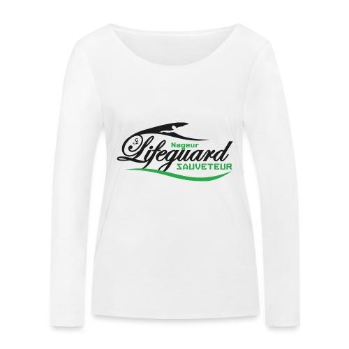 lifeguard NS - T-shirt manches longues bio Stanley & Stella Femme
