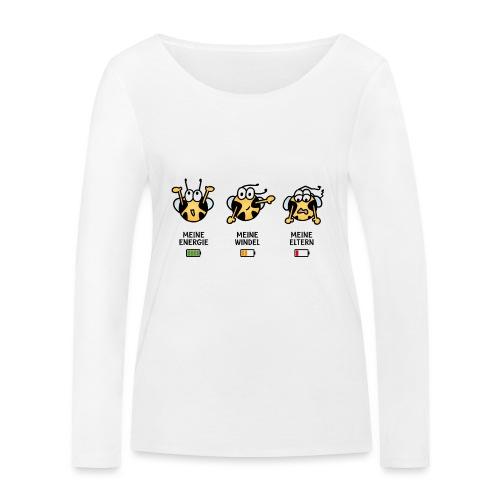 Babyindikator - Frauen Bio-Langarmshirt von Stanley & Stella