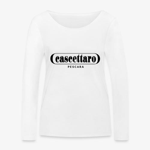 Cascettaro - Maglietta a manica lunga ecologica da donna di Stanley & Stella