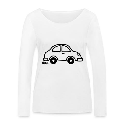 Auto - Frauen Bio-Langarmshirt von Stanley & Stella