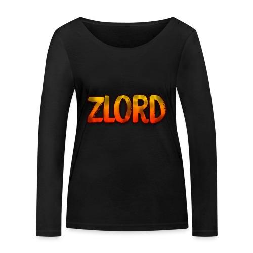 YouTuber: zLord - Maglietta a manica lunga ecologica da donna di Stanley & Stella