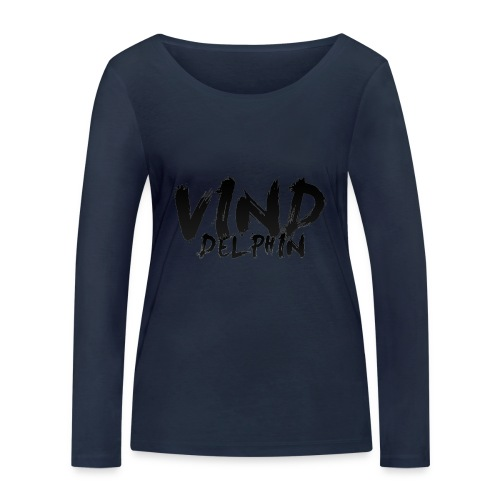 VindDelphin - Women's Organic Longsleeve Shirt by Stanley & Stella