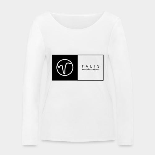 TALIS (2Quadrate) - Frauen Bio-Langarmshirt von Stanley & Stella