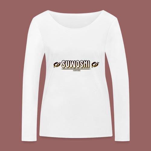 Suwoshi Streetwear - Vrouwen bio shirt met lange mouwen van Stanley & Stella