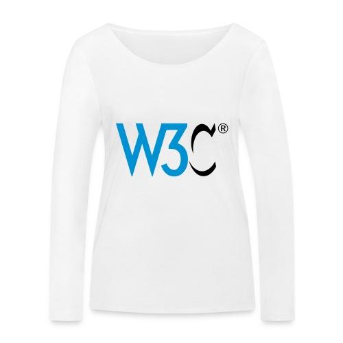 w3c - Women's Organic Longsleeve Shirt by Stanley & Stella