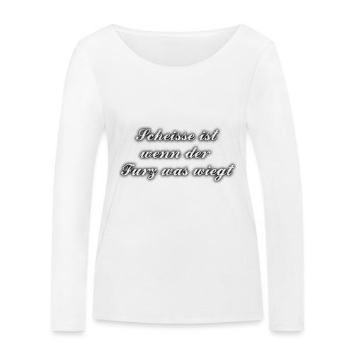 Furz - Frauen Bio-Langarmshirt von Stanley & Stella