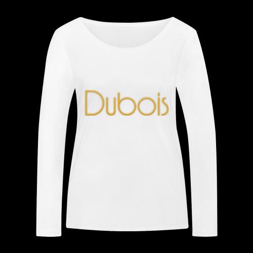 Dubois - Vrouwen bio shirt met lange mouwen van Stanley & Stella