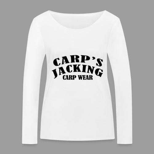 Carp's griffe CARP'S JACKING - T-shirt manches longues bio Stanley & Stella Femme