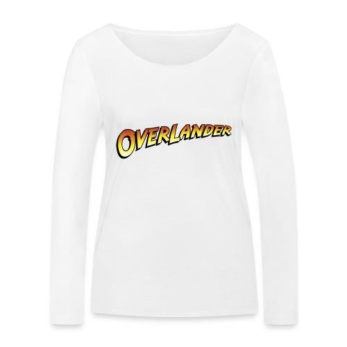 Overlander - Autonaut.com - Women's Organic Longsleeve Shirt by Stanley & Stella