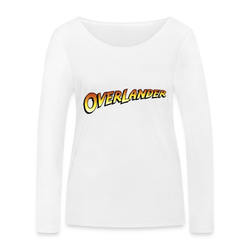 overlander0 - Økologisk langermet T-skjorte for kvinner fra Stanley & Stella