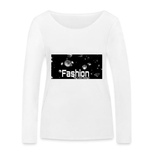 diamond Fashion - Vrouwen bio shirt met lange mouwen van Stanley & Stella