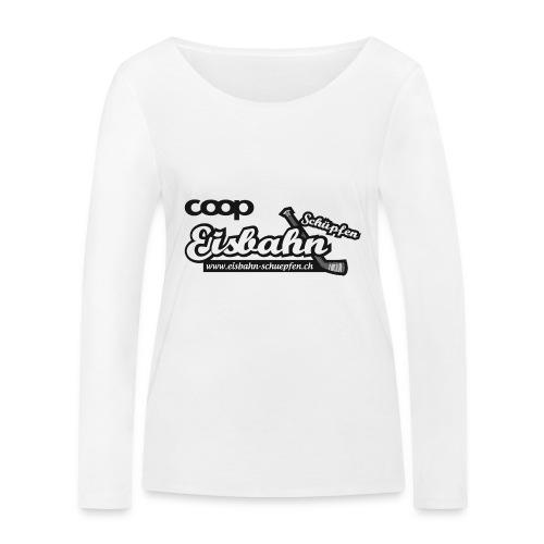 Coop-Eisbahn Schüpfen sw - Frauen Bio-Langarmshirt von Stanley & Stella