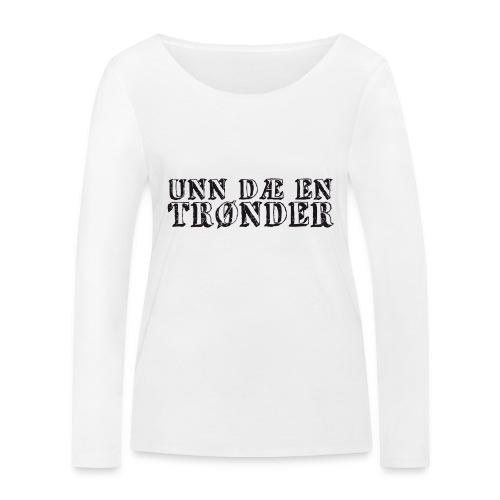 unndae - Økologisk langermet T-skjorte for kvinner fra Stanley & Stella