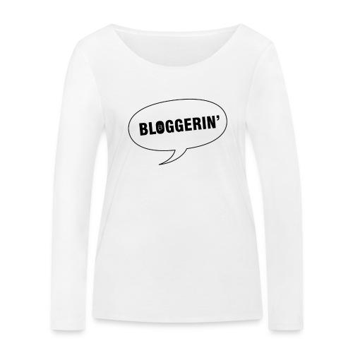 0189 Bloggerin | Blog | Website | Homepage - Women's Organic Longsleeve Shirt by Stanley & Stella