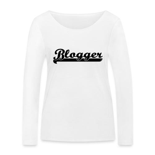 0184 Blogger | Blog | Buchblogger | Bookrebels - Women's Organic Longsleeve Shirt by Stanley & Stella