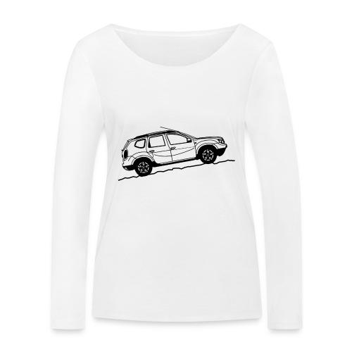 ddelogo png - Women's Organic Longsleeve Shirt by Stanley & Stella