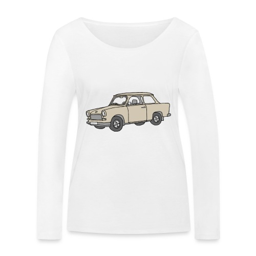 Trabi, Trabant (papyrus) - T-shirt manches longues bio Stanley & Stella Femme