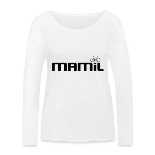 mamil1 - Women's Organic Longsleeve Shirt by Stanley & Stella