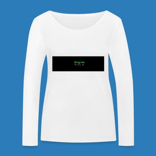 tetete-png - Økologisk Stanley & Stella langærmet T-shirt til damer