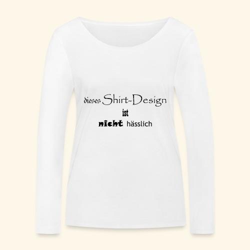 test_shop_design - Frauen Bio-Langarmshirt von Stanley & Stella