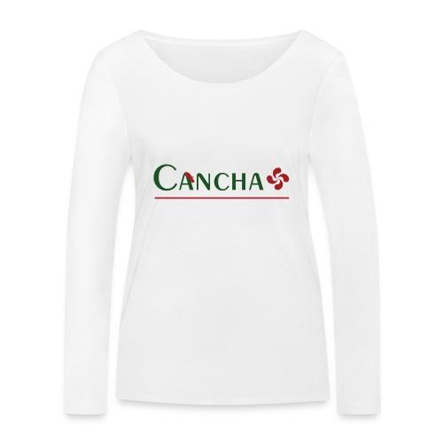 Cancha - T-shirt manches longues bio Stanley & Stella Femme