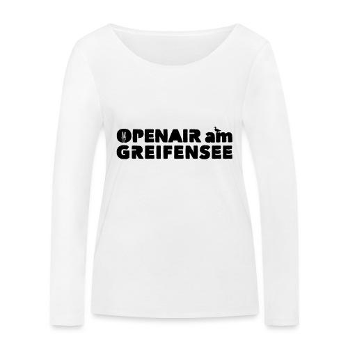 Openair am Greifensee 2018 - Frauen Bio-Langarmshirt von Stanley & Stella
