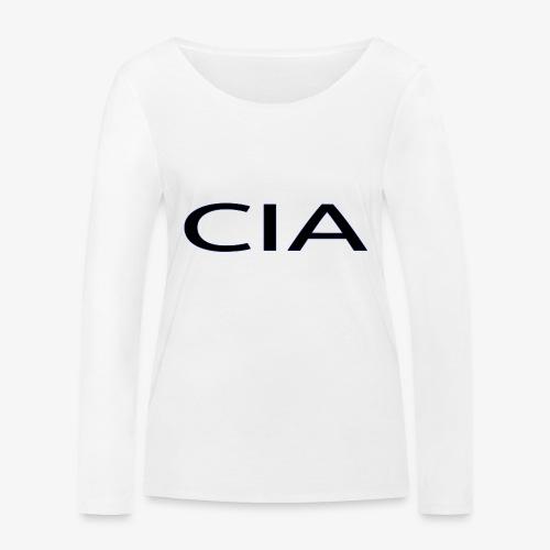 CIA - Women's Organic Longsleeve Shirt by Stanley & Stella