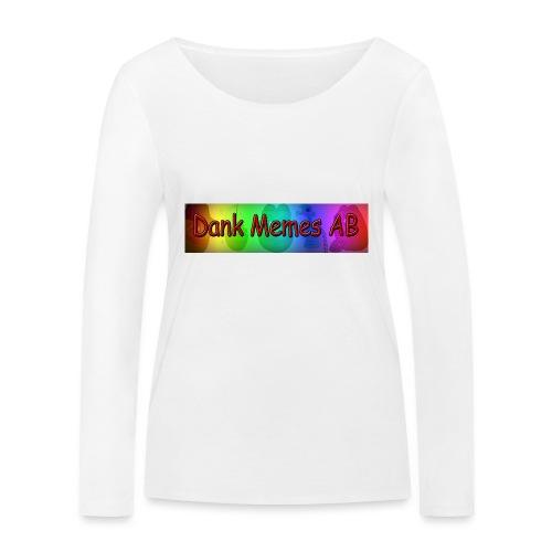 Dank Memes AB Mugg - Ekologisk långärmad T-shirt dam från Stanley & Stella