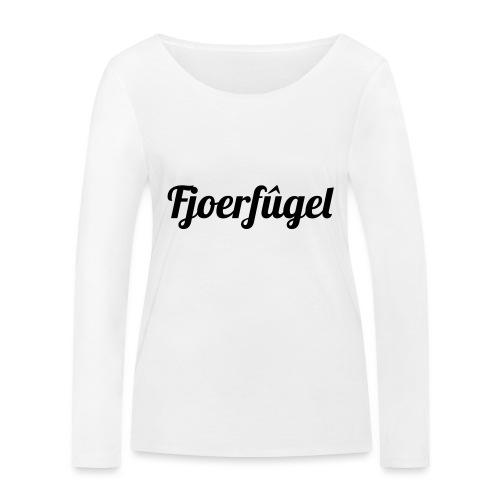 fjoerfugel - Vrouwen bio shirt met lange mouwen van Stanley & Stella