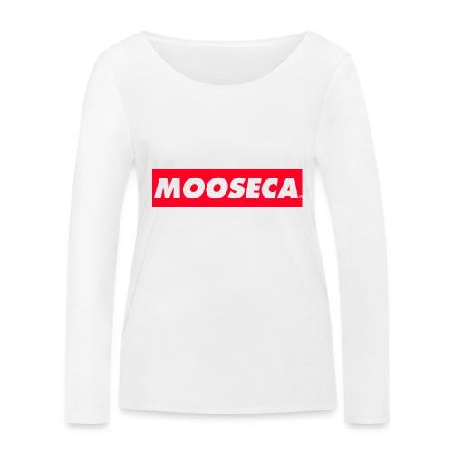MOOSECA CAP - Maglietta a manica lunga ecologica da donna di Stanley & Stella