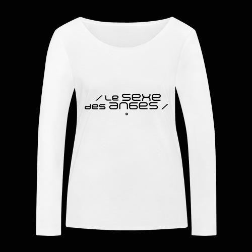 Le sexe des anges - T-shirt manches longues bio Stanley & Stella Femme