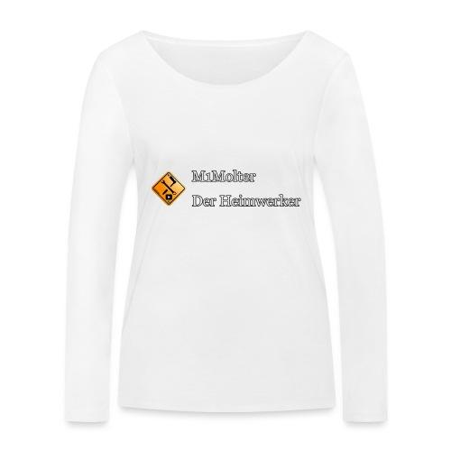 M1Molter - Der Heimwerker - Frauen Bio-Langarmshirt von Stanley & Stella