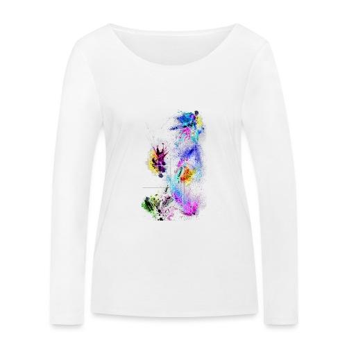 ModernArt - Frauen Bio-Langarmshirt von Stanley & Stella