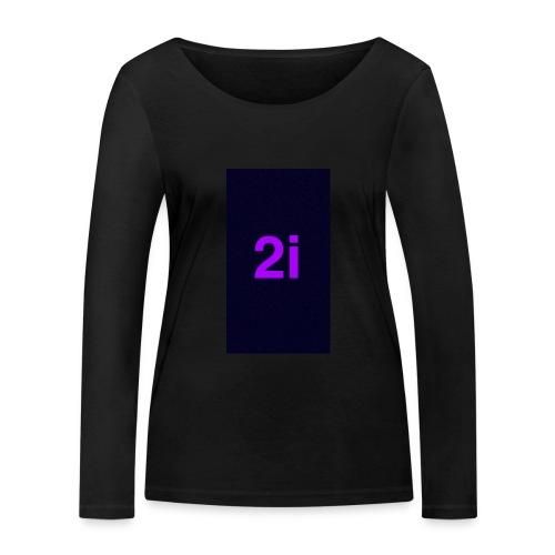 2i - T-shirt manches longues bio Stanley & Stella Femme