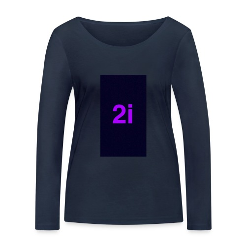 2i - T-shirt manches longues bio Stanley & Stella Femme