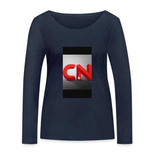 C&N freerun - T-shirt manches longues bio Stanley & Stella Femme