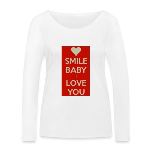 13EA371C 7A76 4027 BF26 429EE3809D0D - Ekologisk långärmad T-shirt dam från Stanley & Stella