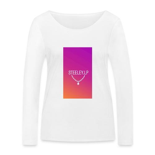 SteeleyLP👑 - Frauen Bio-Langarmshirt von Stanley & Stella