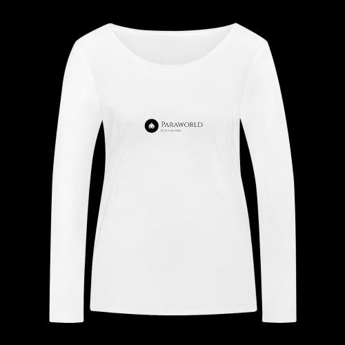 2EAB9E80 9B35 44AA 806C 466A138B7216 - Women's Organic Longsleeve Shirt by Stanley & Stella