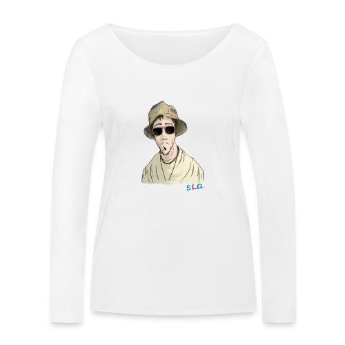 Hippie - Tee shirt manches longues Premium Femme - T-shirt manches longues bio Stanley & Stella Femme