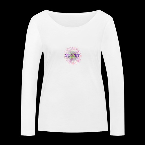Sonnit Firework Blast - Women's Organic Longsleeve Shirt by Stanley & Stella