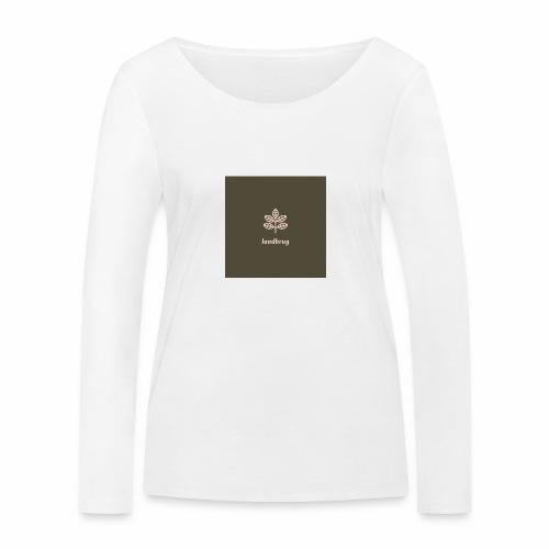 Landbrug - Økologisk Stanley & Stella langærmet T-shirt til damer