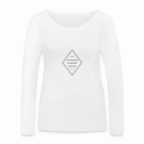Schtephinie Evardson Fashion Range - Women's Organic Longsleeve Shirt by Stanley & Stella